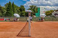 Deutsche Tennis-Meisterschaften der Senorinnen und Senoren 2018 (DSM 2018), Bad Neuenahr, 31.07.2018, Foto: Claudio Gärtner