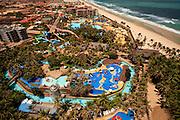 Fortaleza_CE, Brasil...Imagens aereas da cidade de Fortaleza, Ceara. Geral do Beach Park. ..Aerial view of Fortaleza, in this photo Beach Park...Foto: BRUNO MAGALHAES / NITRO