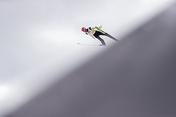 02.03.2019, Seefeld, AUT, FIS Weltmeisterschaften Ski Nordisch, Seefeld 2019, Skisprung, Mixed Team, Probesprung, im Bild Markus Eisenbichler (GER) // Markus Eisenbichler of Germany during the trial jump in the mixed team competition in ski jumping of nordic combination of FIS Nordic Ski World Championships 2019. Seefeld, Austria on 2019/03/02. EXPA Pictures © 2019, PhotoCredit: EXPA/ JFK