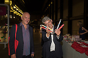 BEN LANGLANDS; NIKKI BELL, The £100,000 Art Fund Prize for the Museum of the Year,   Tate Modern, London. 1 July 2015