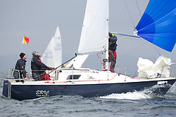 Day one of the Silvers Marine Scottish Series 2015, the largest sailing event in Scotland organised by the  Clyde Cruising Club<br /> Racing on Loch Fyne from 22rd-24th May 2015<br /> GBR8748N, Eric the Boat, Steve Goacher, RWYC<br /> <br /> <br /> Credit : Marc Turner / CCC<br /> For further information contact<br /> Iain Hurrel<br /> Mobile : 07766 116451<br /> Email : info@marine.blast.com<br /> <br /> For a full list of Silvers Marine Scottish Series sponsors visit http://www.clyde.org/scottish-series/sponsors/