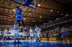 Glas  Gregor of Slovenia during basketball match between National teams of Greece and Slovenia in the Group Phase C of FIBA U18 European Championship 2019, on July 29, 2019 in  Nea Ionia Hall, Volos, Greece. Photo by Vid Ponikvar / Sportida