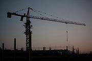 Belo Horizonte _ MG, 01 de Outubro de 2008<br /> <br /> Imagens de concretagem realizada pela construtora Wanmix para montagem de novo presentation da empresa.<br /> <br /> Obra: Laje do 3o pavimento do lote 3 da construcao do novo Centro Administrativo do Estado de Minas Gerais.<br /> <br /> <br /> Foto: BRUNO MAGALHAES / AGENCIA NITRO