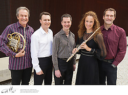 Made up of principal players in the New Zealand Symphony Orchestra, Zephyr has been described as rivalling world-famous chamber ensembles. The members are all experienced chamber musicians in addition to their orchestral work, performing with groups such as Flight and contemporary ensemble Stroma.<br /> <br /> Zephyr are: Bridget Douglas (flute), Ed Allen (horn), Robert Weeks (bassoon),<br /> Robert Orr (oboe), Philip Green (clarinet)