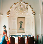 Waitress, Taj Hotel Residency, Lucknow, Uttar Pradesh, India