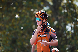 Lonneke Uneken (NED) at Strade Bianche - Elite Women 2020, a 136 km road race starting and finishing in Siena, Italy on August 1, 2020. Photo by Sean Robinson/velofocus.com