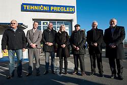 Otvoritev nove poslovalnice in delavnice AMZS v Novi Gorici, on January 21, 2016 in Sempeter pri Gorici, Slovenia. Photo by Urban Urbanc/ Sportida