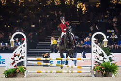 Vanpamel Alexandra, BEL, Vimea Z<br /> Jumping Mechelen 2019<br /> © Hippo Foto - Sharon Vandeput<br /> 26/12/19