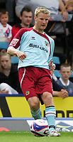 Fotball<br /> England<br /> Foto: Fotosports/Digitalsport<br /> NORWAY ONLY<br /> <br /> Crystal Palace FC vs Burnley FC Championship 23/08/08<br /> <br /> Burnley defender Christian Kalvenes in action.