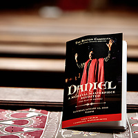The Play of Daniel -The Boston Camerata 01-25-20