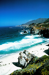 California: Monterey.  The Big Sur Coast.  Photo camont101.  Photo copyright Lee Foster, 510/549-2202, lee@fostertravel.com, www.fostertravel.com