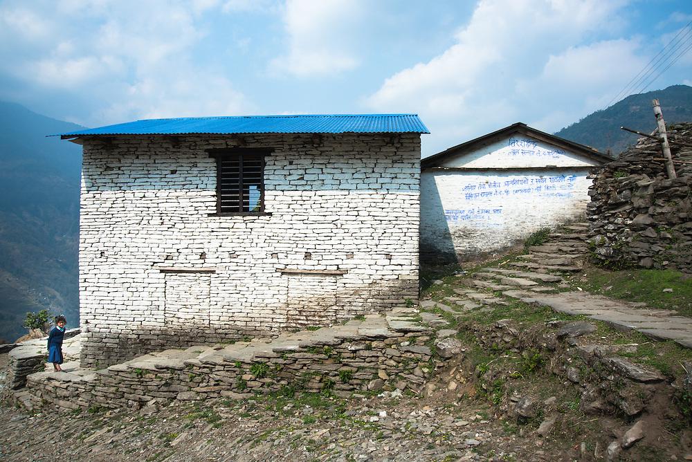 Gurkha, Nepal