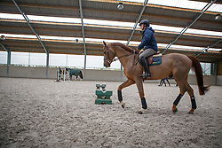 Veniss Pedro, (BRA), Rissoa d Ag Bois Margot<br /> Ecuries Ste Hervelle - Courcelles 2015 <br /> © Hippo Foto - Dirk Caremans<br /> 30/11/15