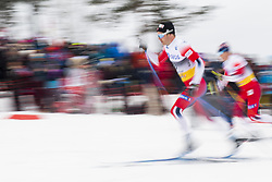 March 9, 2019 - Oslo, NORWAY - 190309 Sjur Røthe of Norway competes in men's 50 km classic technique during the FIS Cross-Country World Cup on March 9, 2019 in Oslo..Photo: Fredrik Varfjell / BILDBYRÃ…N / kod FV / 150211. (Credit Image: © Fredrik Varfjell/Bildbyran via ZUMA Press)