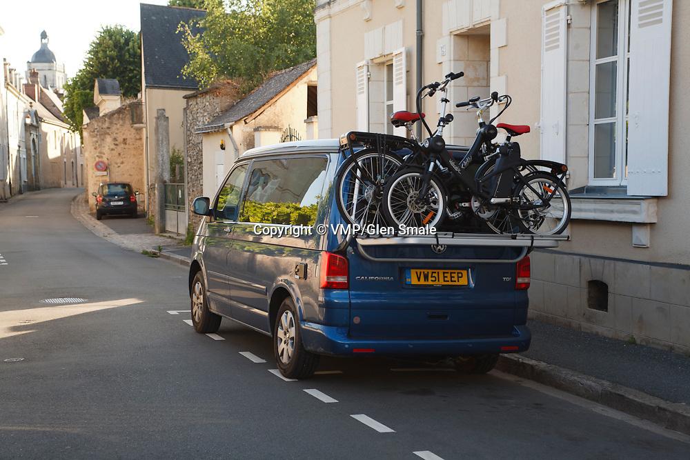 VW California (2011) Trip to France