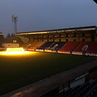 St Johnstone Pitch Lights