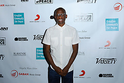 Troy Carter at Creative Community For Peace 2nd Annual 'Ambassadors Of Peace' Gala held at Los Angeles on September 26, 2019 in Private Residence, California, United States (Photo by © Jc Olivera/VipEventPhotography.com