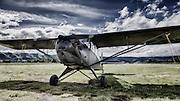Aeronca L3 at Western Antique Aeroplane and Automobile Museum.