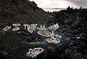 The Bonetta cemetary for victims of yellow fever, 1838, 27th May 1997, on Ascension, a small area of approximately 88 km² isolated volcanic island in the equatorial waters of the South Atlantic Ocean, roughly midway between the horn of South America and Africa. It is governed as part of the British Overseas Territory of Saint Helena, Ascension and Tristan da Cunha. Organised settlement of Ascension Island began in 1815, when the British garrisoned it as a precaution after imprisoning Napoleon I on Saint Helena. In January 2016 the UK Government announced that an area around Ascension Island was to become a huge marine reserve, to protect its varied and unique ecosystem, including some of the largest marlin in the world, large populations of green turtle, and the islands own species of frigate bird. With an area of 234,291 square kilometres 90,460 sq mi, slightly more than half of the reserve will be closed to fishing.