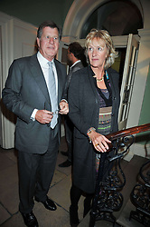 SIMON and ANNABEL ELLIOT at the launch of Quintessentially Soho at the House of St Barnabas, 1 Greek Street, London on 29th September 2009.<br /> <br /> <br /> <br /> <br /> BYLINE MUST READ: donfeatures.com<br /> <br /> *THIS IMAGE IS STRICTLY FOR PAPER, MAGAZINE AND TV USE ONLY - NO WEB ALLOWED USAGE UNLESS PREVIOUSLY AGREED. PLEASE TELEPHONE 07092 235465 FOR THE UK OFFICE.*