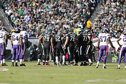 During the NFL game between the Minnesota Vikings and the Philadelphia Eagles in Philadelphia on Sunday October 23rd 2016. The Eagles won 21-10. (Brian Garfinkel/Philadelphia Eagles)