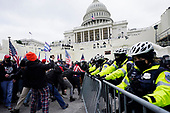 """January 06, 2021 (DC): Trump Supporters Hold """"Save America March"""" Rally In DC"""