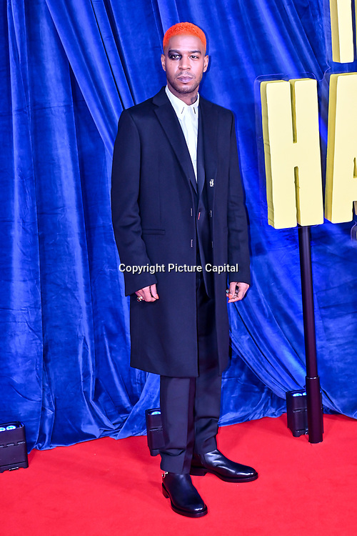 """Kid Cudi attended """"The Harder They Fall"""" Opening Night Gala - 65th BFI London Film Festival, Southbank Centre, London, UK. 6 October 2021."""