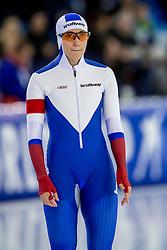 10-12-2016 NED: ISU World Cup Speed Skating, Heerenveen<br /> 1500 m women / Yekaterina Shikhova RUS