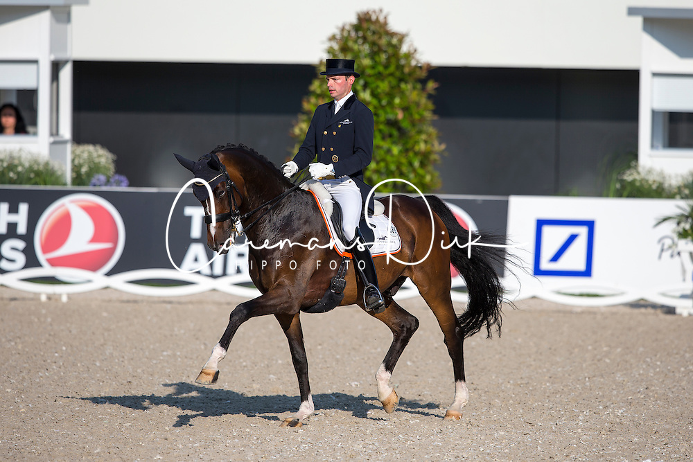 Wagner Thomas (GER) - Very Keen<br /> Havens Pferdefutter Preis<br /> World Equestrian Festival, CHIO Aachen 2014<br /> © Hippo Foto - Leanjo de Koster