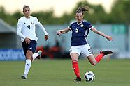 Scotland Women v Belarus Women 070618