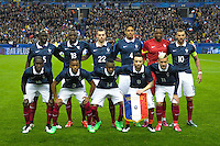 Equipe France  - 26.03.2015 - France / Bresil - Match Amical<br />Photo : Andre Ferreira / Icon Sport