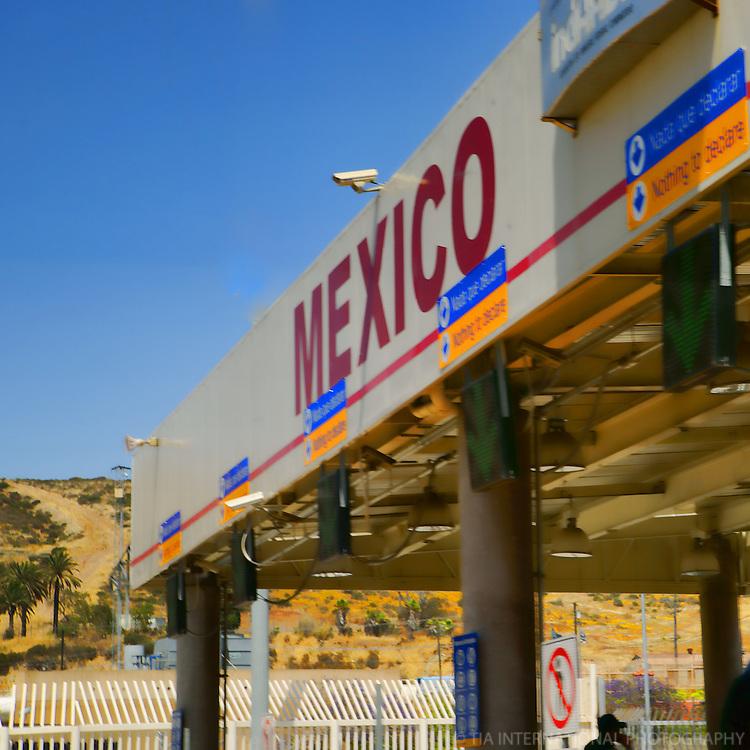 USA-Mexico International Border, San Diego/Tijuana