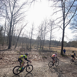 23-03-2019: Wielrennen: Drentse Dorpenomloop: Assen<br />-wielrennen - Assen - Drenthe - KNWU<br />OWC-Zwaluwen Harm Wantia