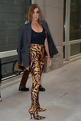 September 9, 2017 - New York, NY, USA - September 8, 2017 New York City..Carine Roitfeld attending the Daily Front Row's Fashion Media Awards at Four Seasons Hotel New York Downtown on September 8, 2017 in New York City. (Credit Image: © Kristin Callahan/Ace Pictures via ZUMA Press)