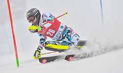 13.11.2016, Black Race Course, Levi, FIN, FIS Weltcup Ski Alpin, Levi, Salalom, Herren, 1. Lauf, im Bild Michael Matt (AUT) // Michael Matt of Austria in action during 1st run of mens Slalom of FIS ski alpine world cup at the Black Race Course in Levi, Finland on 2016/11/13. EXPA Pictures © 2016, PhotoCredit: EXPA/ Nisse Schmidt<br /> <br /> *****ATTENTION - OUT of SWE*****