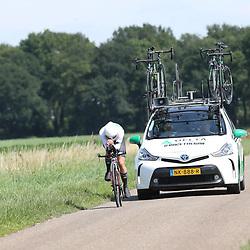 EMMEN (NED wielrennen <br /> Tijdrit Topcompetitie Emmen      <br /> Rens Tulner