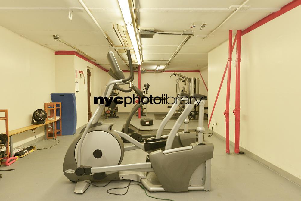 Gym at 51 West 131 Street