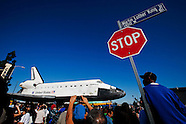 Endeavour in Los Angeles