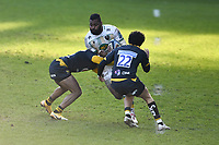Rugby Union - 2020 / 2021 Gallagher Premiership - Round Eight - Wasps vs Northampton Saints - Ricoh Stadium<br /> <br /> Northampton Saints' Taqele Naiyaravoro in action during this afternoon's game.<br /> <br /> COLORSPORT/ASHLEY WESTERN