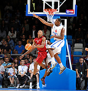 DESCRIZIONE : Equipe de France Homme Preparation Euro Lituanie France Belgique a Lievin<br /> GIOCATORE : Seraphin Kevin<br /> SQUADRA : France Homme <br /> EVENTO : Preparation Euro Lituanie<br /> GARA : France France Belgique<br /> DATA : 27/08/2011<br /> CATEGORIA : Basketball France Homme<br /> SPORT : Basketball<br /> AUTORE : JF Molliere FFBB<br /> Galleria : France Basket 2010-2011 Action<br /> Fotonotizia : Equipe de France Homme Preparation Euro Lituanie France  France Belgique a Lievin<br /> Predefinita :