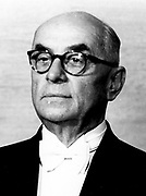 Celâl Bayar (May 16, 1883 – August 22, 1986) was a Turkish politician, statesman and the third President of Turkey. At the time of his death, he was the longest lived former head of state
