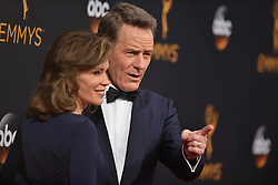 Bryan Cranston attends the 68th Annual Primetime Emmy Awards at Microsoft Theater on September 18, 2016 in Los Angeles, California. Photo by Lionel Hahn/ABACAPRESS.COM