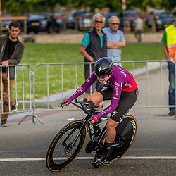 UTRECHT (NED) July 8 CYCLING: <br /> Proloog Baloise Belgium tour<br /> Lonneke Uneken