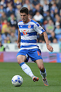 Reading striker Lucaso Piazon during the Sky Bet Championship match between Reading and Middlesbrough at the Madejski Stadium, Reading, England on 3 October 2015. Photo by Alan Franklin.