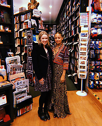 """Nicole Richie releases a photo on Instagram with the following caption: """"The Immortalists was one of my favorite books of 2018, \u0026 last night all of my fan-girl dreams came true \u0026 I got to interview @chloekbenjamin. I walked away with an autograph, \u0026 some new knowledge on jellyfish.... needless to say, it was a wild night."""". Photo Credit: Instagram *** No USA Distribution *** For Editorial Use Only *** Not to be Published in Books or Photo Books ***  Please note: Fees charged by the agency are for the agency's services only, and do not, nor are they intended to, convey to the user any ownership of Copyright or License in the material. The agency does not claim any ownership including but not limited to Copyright or License in the attached material. By publishing this material you expressly agree to indemnify and to hold the agency and its directors, shareholders and employees harmless from any loss, claims, damages, demands, expenses (including legal fees), or any causes of action or allegation against the agency arising out of or connected in any way with publication of the material."""