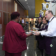 NYU Langone Health appreciation breakfast 11/26/18