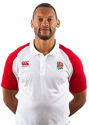 Daniel Norton of England Rugby 7s - Mandatory by-line: Robbie Stephenson/JMP - 17/09/2019 - RUGBY - The Lansbury - London, England - England Rugby 7s Headshots
