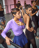 Ballet School in Old Havana. Image taken with a Leica T camera and 18-56 mm lens (ISO 1000, 18 mm, f/5, 1/125 sec).