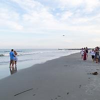Jordan Blue Family and Proposal, Garden City Beach, SC