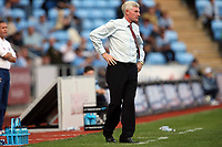 Photo: Rich Eaton.<br /> <br /> Coventry City v Norwich City. Coca Cola Championship. 09/09/2006. Nigel Worthington, boss of Norwich watches his team lose 3-0 at Coventry